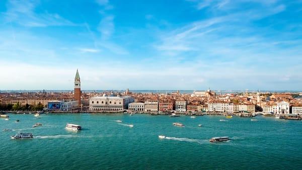 Venetian Panorama print | Richard Crable Fine Art Photography