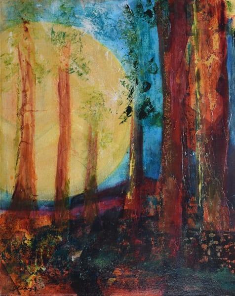 Where Heaven Meets Earth Art | Connie Rodriguez Fine Art