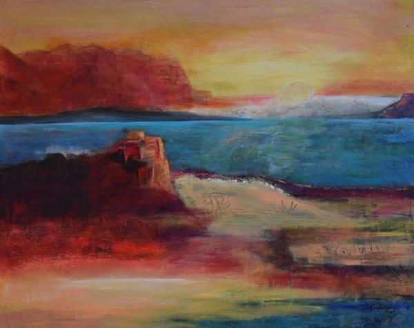 Sunrise At Lake Powell 2 Art | Connie Rodriguez Fine Art