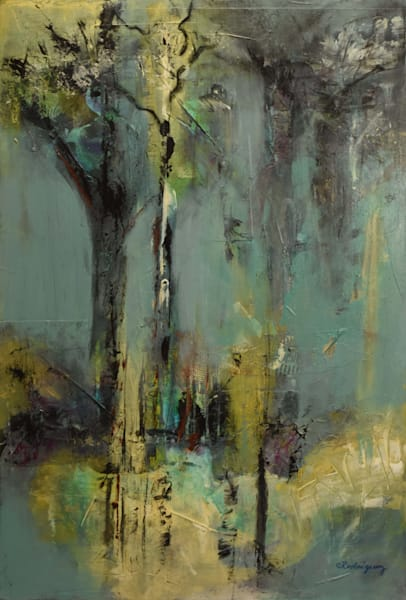 Forest Whispers B Art | Connie Rodriguez Fine Art