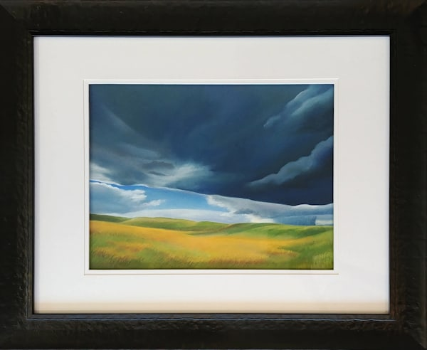 Storm Clouds Descending
