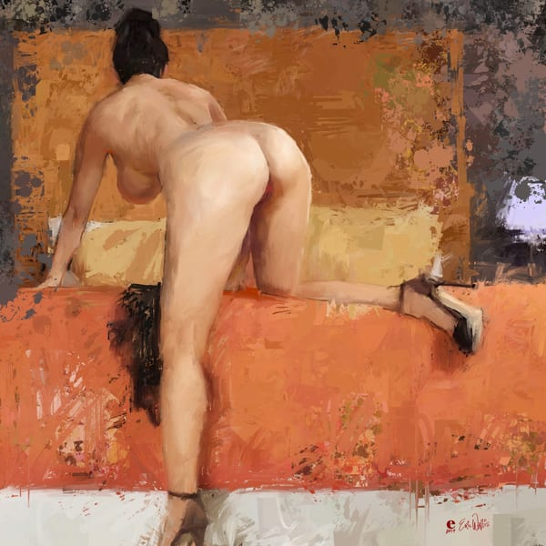 Climbing In by Eric Wallis.