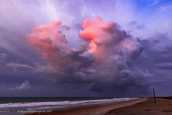 Hurricane Dorian at Wrightsville Beach