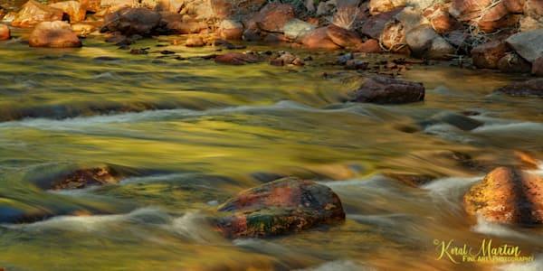 Golden Flow Eldorado Springs Photo 7971| Colorado Photography | Koral Martin Fine Art Photography