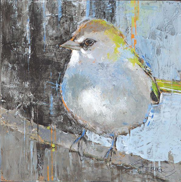 Sarah B Hansen Art - Original Paintings and Fine Art Prints of Birds on Canvas, Paper, Metal & More