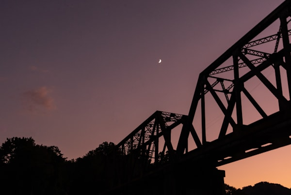 Moon Over Fontana Art | Drew Campbell Photography