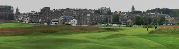 Saint Andrews Old Course . Art | Drew Campbell Photography