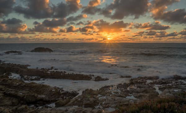 Pacific Sunset Photography Art | Drew Campbell Photography