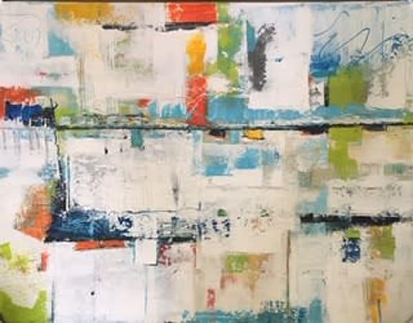 Lime Freeze Art | B Mann Myers Art