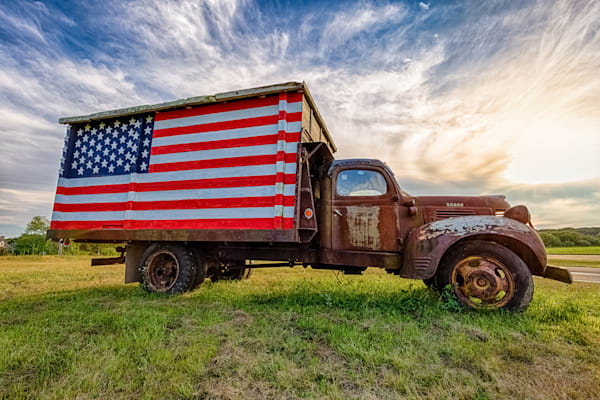 Americana Truck on 48