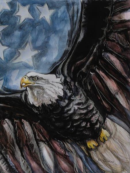 Freedom Art | Kelsey Showalter Studios