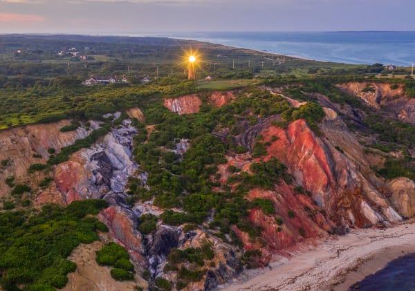 Gay Head Cliffs Beacon