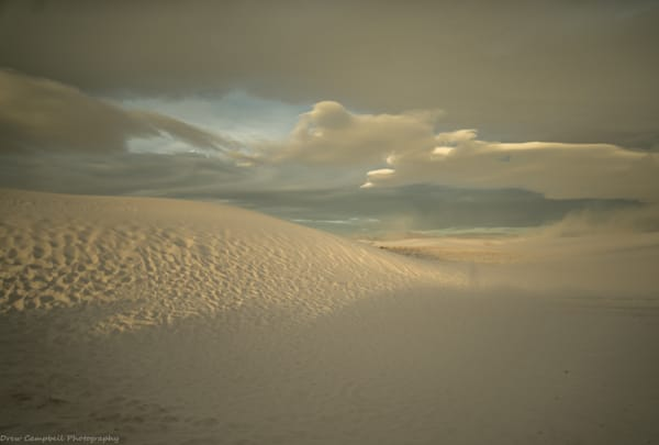 White Sands National Monument Art | Drew Campbell Photography
