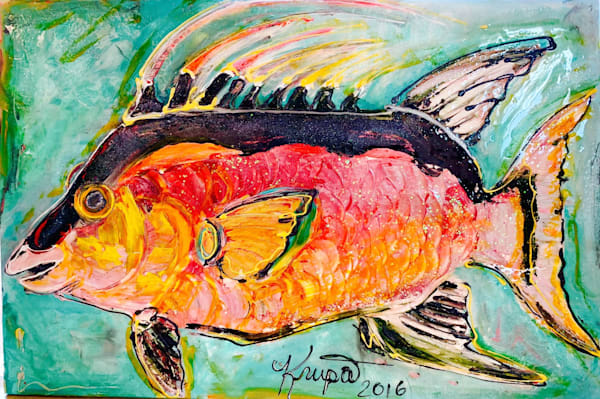 HOGFISH HONEY HOLE