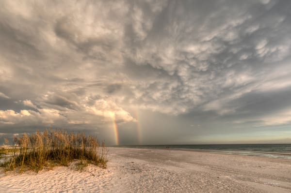 The Sea and Sky at Siesta Key Fine Art Photograph