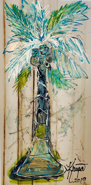 PALM TREE ROCKSTAR