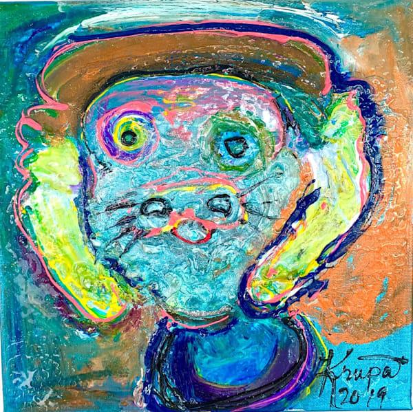 Manatee Kruppette  Art | STACIE KRUPA FINE ART - THE COLLECTION