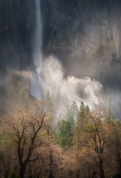 Spirit of Pohono in Yosemite — Intimate Landscape by Charlotte Gibb