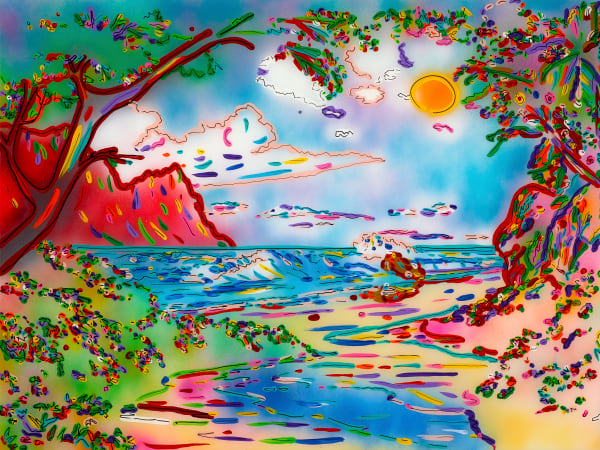 """Paradise At Dawn"""