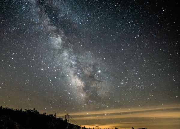 Milky Way Art | Drew Campbell Photography