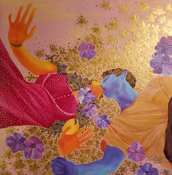 Smooch Blossoms   Le Art   TAVolgenau