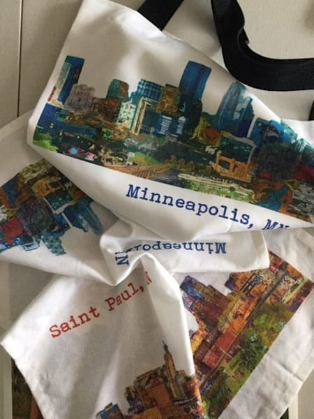 Twin Cities Tote