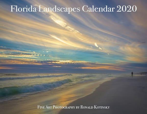 Florida Landscapes 2020 Calendar