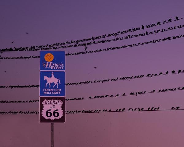 Kansas Gathering on Route 66