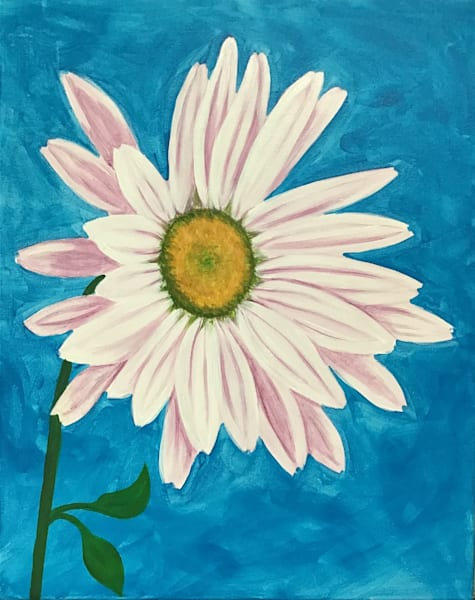 October 10th PEO Fundraising Paint Party with Paula