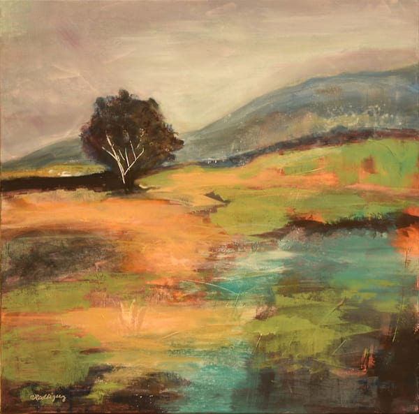 Heartland   Location: The Artery, Davis, Ca Art | Connie Rodriguez Fine Art