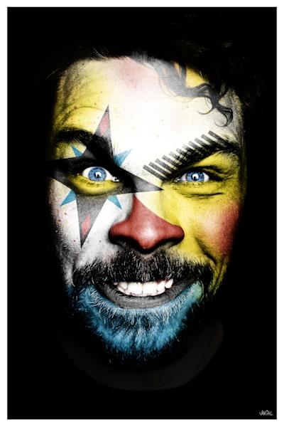 Clown #13 Photography Art | varialstudio