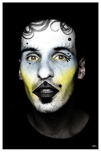Clown #12 Photography Art | varialstudio