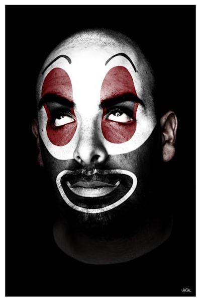 Clown #10 Photography Art | varialstudio