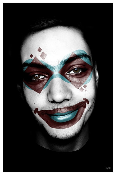 Clown #9 Photography Art | varialstudio