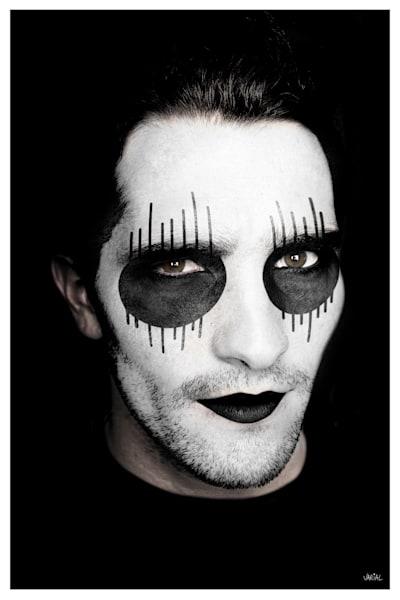 Clown #8 Photography Art | varialstudio