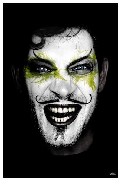 Clown #6 Photography Art | varialstudio