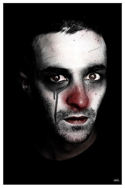 Clown #2 Photography Art | varialstudio
