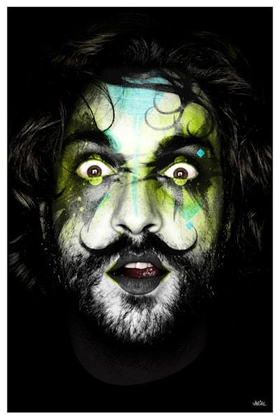 Clown #1 Photography Art | varialstudio