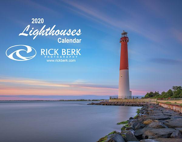 2020 Lighthouse Calendar