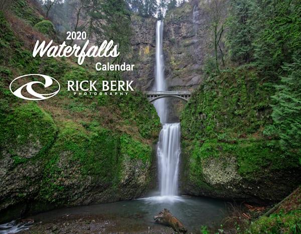 2020 Waterfalls Calendar