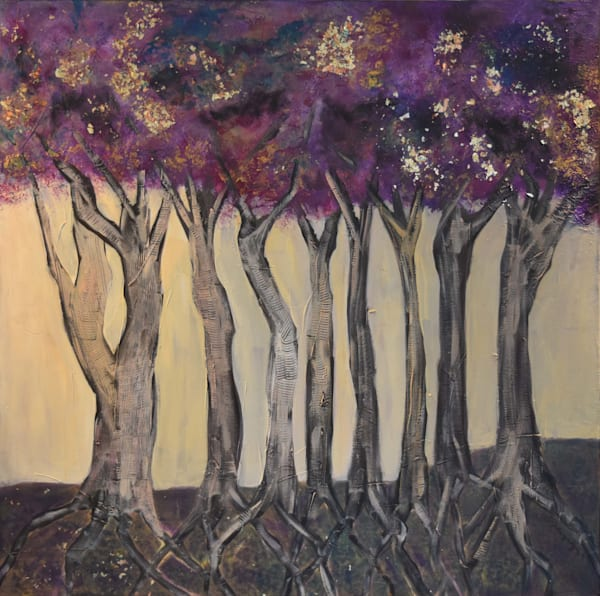 Ancient Roots   Sold Art | Connie Rodriguez Fine Art