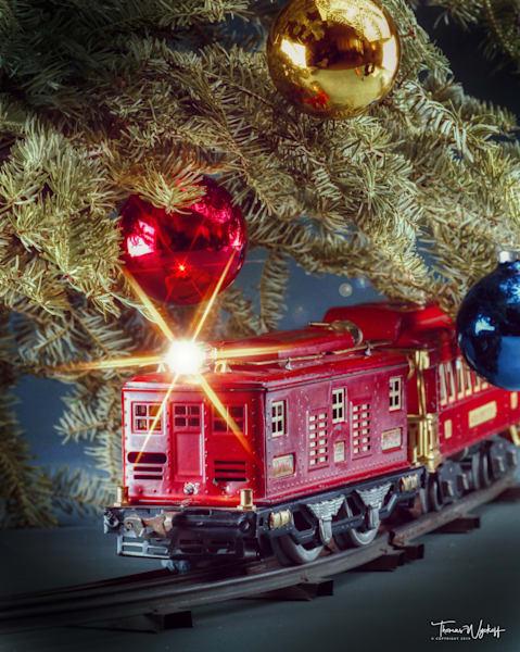 Christmas Train, 1993