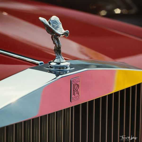 Automotive Photography by Thomas Wyckoff - Rolls Royce