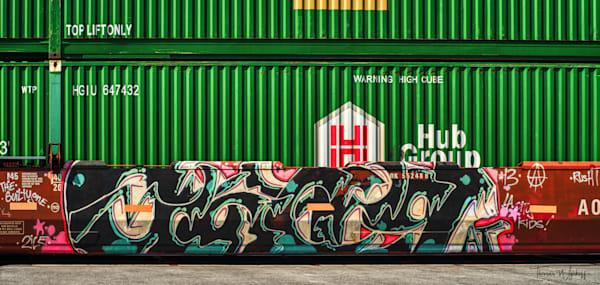 Graffiti, 1 2018