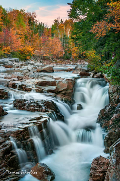 Photo Art prints of Rocky Gorge | White Mountains of New Hampshire
