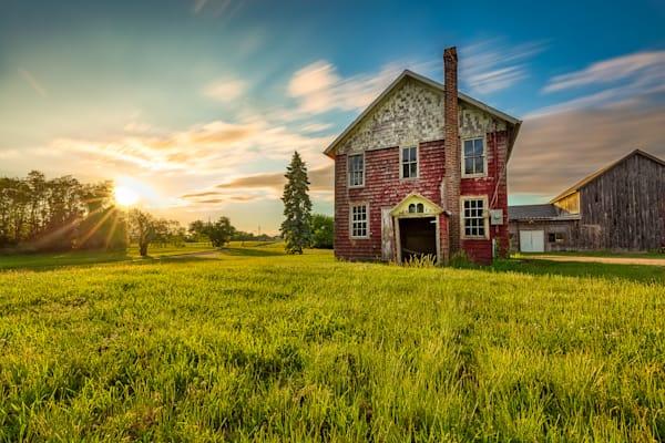 Jamesport Barn