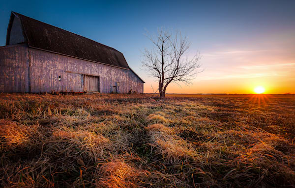 Landscapes and Farm Scenes