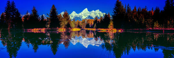 Schwabacher Landing Reflection Photography Art | Craig Primas Photography