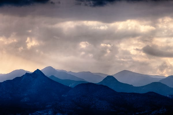 Mystery Moutains Photography Art | Craig Primas Photography