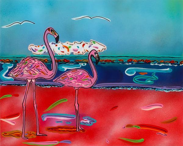 The right Idea | Flamingo Art | JD Shultz